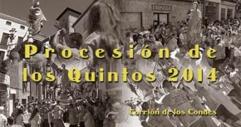 Procesión Quintos 2014