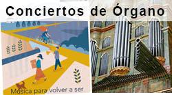 Conciertos de Órgano